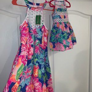 Lilly Pulitzer Mommy and Me Matching Dresses